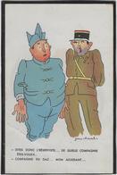 Illustrateur Jean Cheval - Humouristique - Dites Donc L'Réserviste... - Cheval