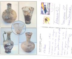 ANTIQUE GLASS LEDERATA - Coins (pictures)