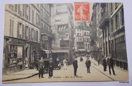 PARIS-Rue De La Harpe - District 05