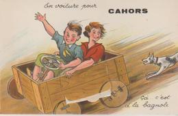 """46 .( CAHORS """" Ca Cest De La Bagnole ... """" ) - A Systèmes"""