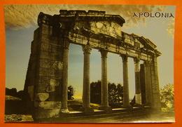 "Albania APOLONIA NEAR FIER ""GREEK TEMPLE"" New UNUSED. - Albanie"