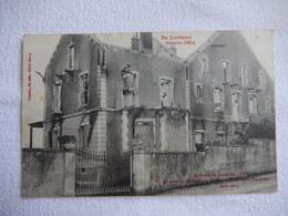 CPA - RARE - EN LORRAINE - GUERRE 1914 - ENVIRONS DE LUNEVILLE - CREVIC - R15366 - Guerre 1914-18