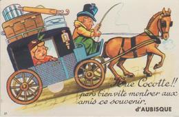 """64 .(  L AUBISQUE  """" Hue Cocotte ... """" ) - A Systèmes"""
