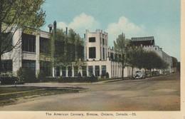 The American Canners, Simcoe, Ontario - Ontario