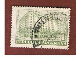 ARGENTINA - SG 699 - 1942  P.O. SAVINGS BANK                             - USED ° - Argentina
