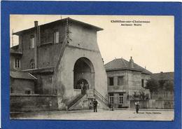 CPA Ain 01 Chatillon Sur Chalaronne Circulé - Châtillon-sur-Chalaronne