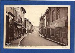 CPA Ain 01 Chatillon Sur Chalaronne écrite - Châtillon-sur-Chalaronne