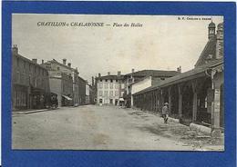 CPA Ain 01 Chatillon Sur Chalaronne Non Circulé - Châtillon-sur-Chalaronne