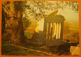 "Albania APOLONIA NEAR FIER ""GREEK TEMPLE IV C.B.C."" 1974 Communist Period UNUSED. - Albanie"
