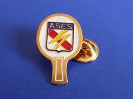 Pin's Ases - Ping Pong Tennis De Table (PK20) - Table Tennis