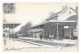 (20871-02) La Ferté Milon - La Gare - Vue Intérieure - Francia