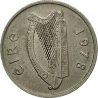 Monnaie, IRELAND REPUBLIC, 5 Pence, 1978, TTB, Copper-nickel, KM:22 - Ireland