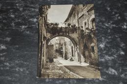 3028  Una Caratteristica Via D'Assisi - Perugia