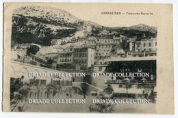 CARTOLINA GIBILTERRA CASEMATES BARRACKS GIBRALTAR VIAGGIATA - Gibilterra