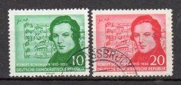 DDR  541 - 542  Gestempelt - DDR