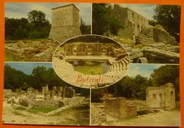 "Albania BUTRINT Near SARANDA ""THE ANCIENT CITY, IV C.B.C."" New, UNUSED. - Albanie"