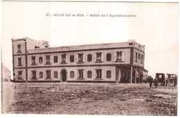 CPA MORBIHAN.BELLE-ILE-en-MER.HOTEL DE L'APOTHICAIRERIE - Belle Ile En Mer