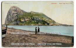 CARTOLINA GIBILTERRA ROCK FROM THE N. W. GIBRALTAR - Gibilterra