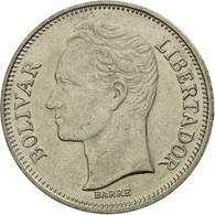 Monnaie, Venezuela, 50 Centimos, 1989, TTB, Nickel Clad Steel, KM:41a - Venezuela