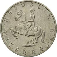 Monnaie, Autriche, 5 Schilling, 1985, TTB, Copper-nickel, KM:2889a - Autriche