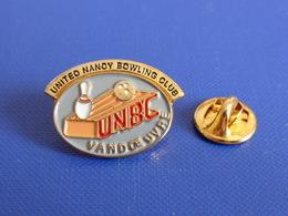 Pin's Bowling United Nancy Club - Vandoeuvre (PU28) - Bowling