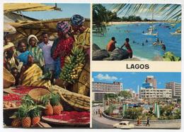 CARTOLINA LAGOS NIGERIA - Nigeria