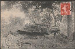 La Tortue D'Apremont, Forêt De Fontainebleau, Barbizon, 1909 - CLC CPA - Barbizon