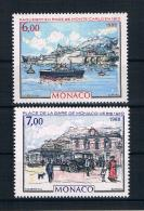 Monaco 1988 Gemälde Mi.Nr. 1878/79 Kpl. Satz ** - Monaco