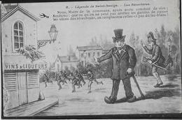 Légende De Saint Saulge - Les Réverbères - Other Municipalities