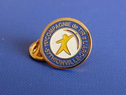 Pin's Tir à L'Arc - 1ère Compagnie De Tir à L'arc - 57 Thionville (PW62) - Archery