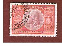 ARGENTINA - SG 810  - 1949  CONSTITUTION DAY     - USED ° - Argentina