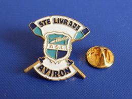 Pin's Club Aviron Ste Sainte Livrade - ASL - Rame (PQ15) - Aviron