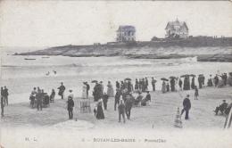Pontaillac-Royan 17 - Plage Et Villas - Editeur H. L. - Royan