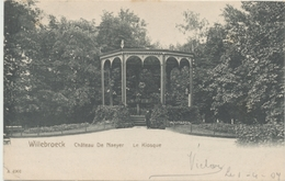 Willebroeck - Château De Naeyer - Le Kiosque - 1907 - Willebroek