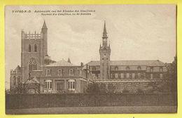 * Sint Katelijne Waver (Antwerpen - Anvers) * (Edition M. Marcovici) Achterzicht Klooster Der Ursulinen, Couvent, Rare - Sint-Katelijne-Waver