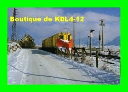 AL 171 - Unité Chasse Neige Z 201 Et Z 202 - FONT-ROMEU - Pyrénées Orientales - SNCF - Otros Municipios