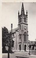 74. SAINT JULIEN EN GENEVOIS. CPA. VERSION PEU COURANTE DE L'EGLISE. ANNEE 1952 - Saint-Julien-en-Genevois