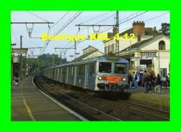 AL 206 - Automotrice Z 5300 En Gare - EPERNON - Eure Et Loir - SNCF - Epernon
