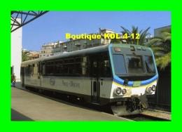 AL 236 - Autorail CFD X 306 En Gare NICE - Alpes Maritimes - CP - Ferrovie – Stazione