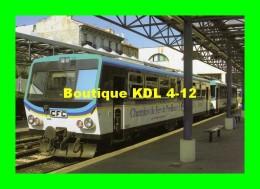 AL 237 - Autorail CFD X 307 Des CFC En Gare NICE - Alpes Maritimes - CP - Ferrovie – Stazione