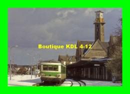 AL 270 - Autorail Caravelle X 4592 En Gare - DINAN - Côtes D'Armor - SNCF - Dinan