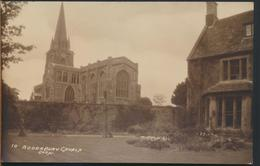 °°° 12029 - UK - ADDERBURY CHURCH , OXON °°° - Inghilterra