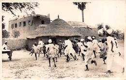 """08437 """"AFRICA - NIGERIA - C.M.S. 9""""   ANIMATA, BAMBINI. CART NON SPED - Nigeria"""
