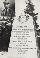 MONUMENTO A ETTORE VIOLA CAPITANO DEL VI REPARTO D'ASSALTO MEDAGLIA D'ORO AL VALOR MILITARE - War Memorials