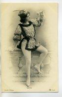 ARTISTE 770 NADIA  (BORELLI ) En Page Collant Jambess Erotisme  Série 647 Th 37   Cliché WALERY  Paris - Entertainers