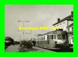 AL 303 - Autorail Renault ABJ 4 X 3607  En Gare - AUNEAU EMBRANCHEMENT Commune De ROINVILLE - Eure Et Loir - SNCF - Auneau