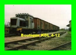AL 305 - Train - Locotracteur BA 11 En Gare - ARGY - Indre 36 - BA - France