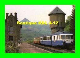 AL 314 - Autorail X 2909 En Gare - SAINT-JACQUES DES BLATS - Cantal 15 - SNCF - Otros Municipios