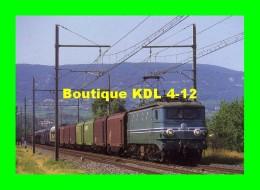AL 339 - Train - Loco CC 7121 - SAINT MONTAN - Ardèche 07 - SNCF - Otros Municipios