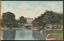 °°° 12031 - IRELAND - THE LAKE , STEPHENS GREEN & SHELBOURNE HOTEL , DUBLIN °°° - Dublin
